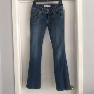 Hudson bootcut Jeans, size 29 x 34